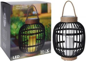 home-styling-solar-lantaarn-led-45-cm